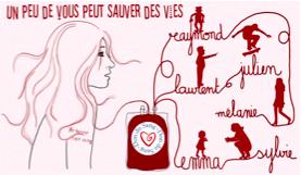 Don du sang - sauve des vies