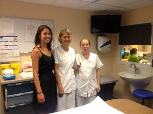 Service des Urgences Pédiatriques - Fondation Lenval
