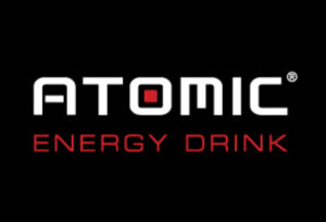Logo Atomic Energy Drink